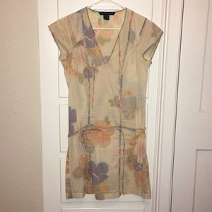 Vintage French Connection shift dress Size 2